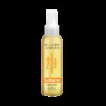 Huile solaire pour cheveux colorés