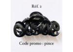 Pince à cheveux Ref 2